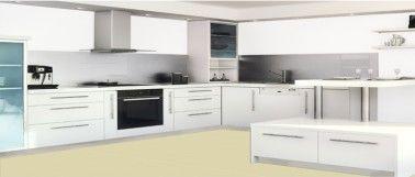 Envie de repeindre les meubles de la cuisine et changer de déco ? Pour choisir facilement les nouvelles couleurs, voici un simulateur couleur peinture cuisine pour tester la couleur des meubles, des murs avec celle du sol et du plan de travail. Un outil bien pratique pour visualiser la future décora