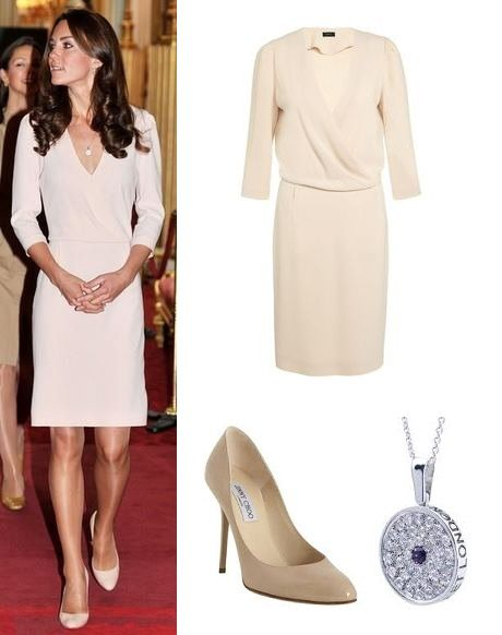 Kate Middleton | Kibbe Flamboyant Natural