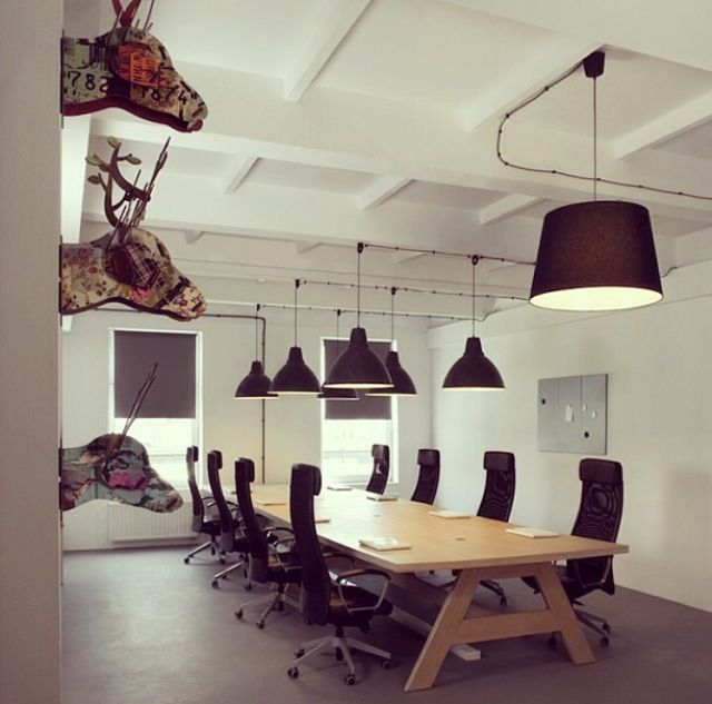 Keenan Pearce's Office