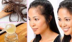 Adicione isto a seu xampu e evite a queda dos seus cabelos - simples e…