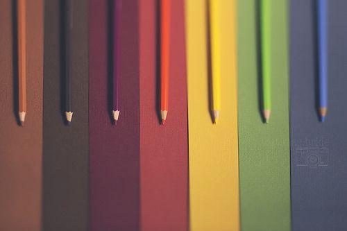 Pencil stripes...