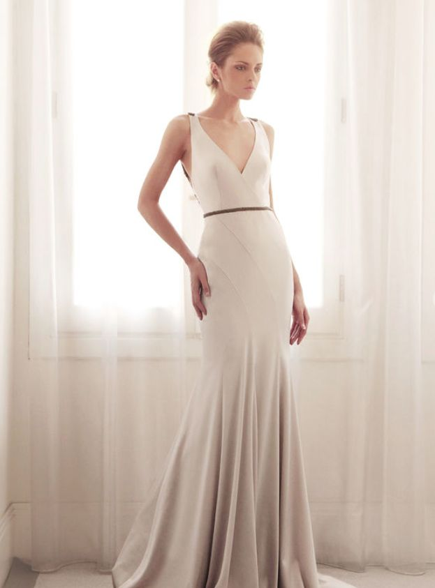 Gemy Maalouf Wedding Dresses 2014 Collection