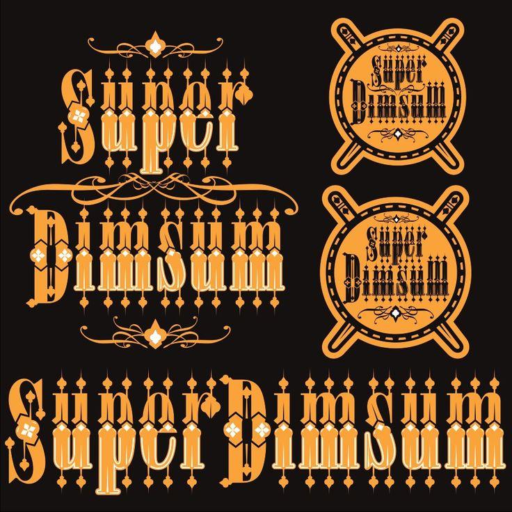 Super dimsum