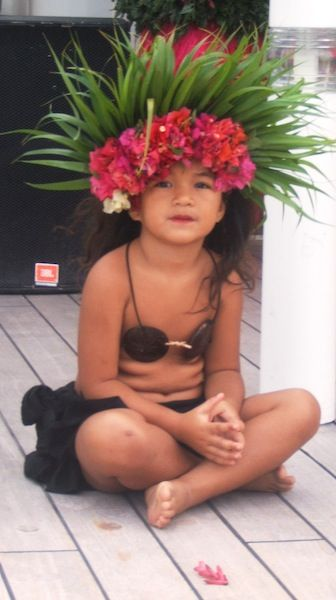 This might be my long lost Tahitian daughter