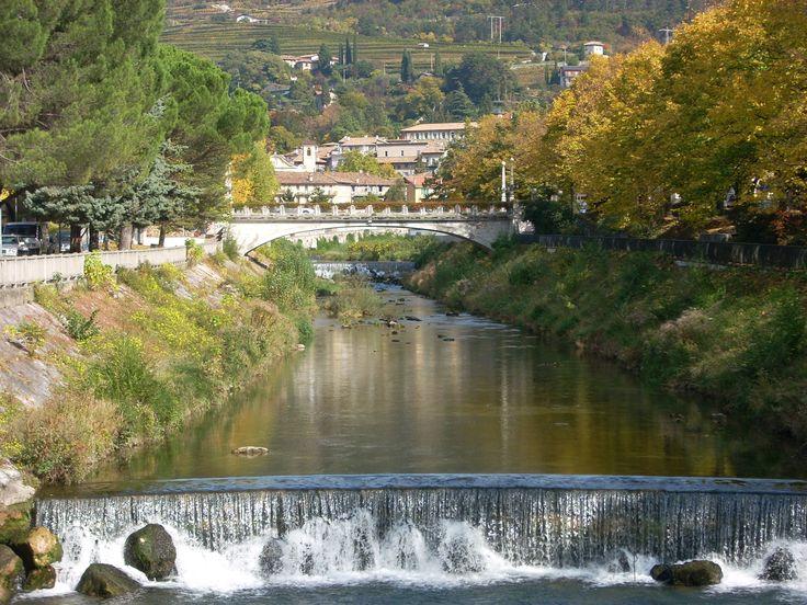 #TorrenteLeno #Rovereto #Trentino La conoscete la leggenda legata a questo torrente? Si narra ...