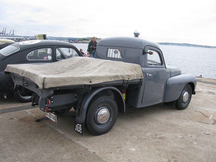 Volvo PV Pick Up