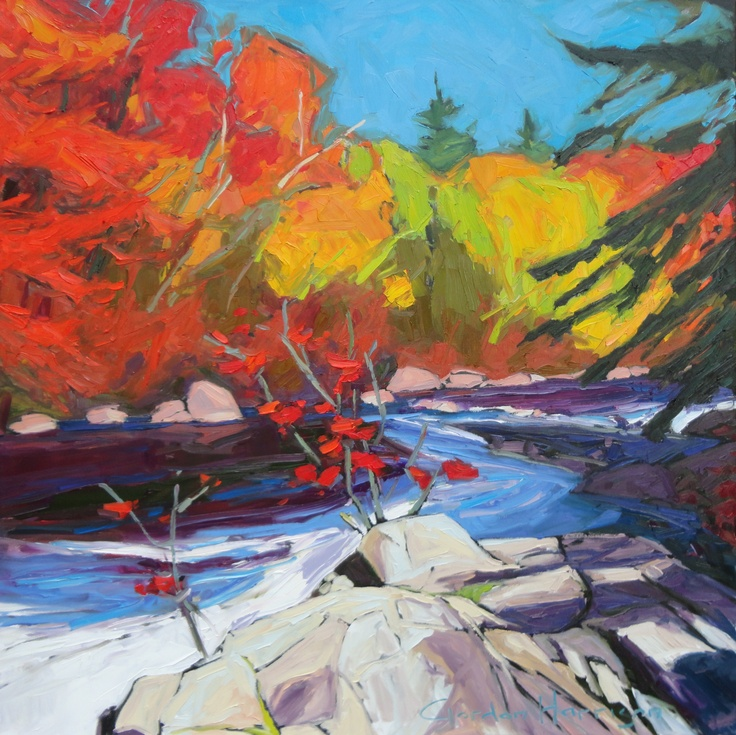 Gordon Harrison Gallery. Ottawa Studio at 81 John Street, #newedinburgh #Ottawa. Book an appointment and view some spectacular art pieces by an accomplished artist. If you love Canadian landscapes, you will fall in love with Gordon's art. Gordon Harrison
