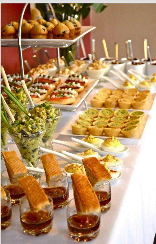 Breakfast For Dinner Wedding Reception