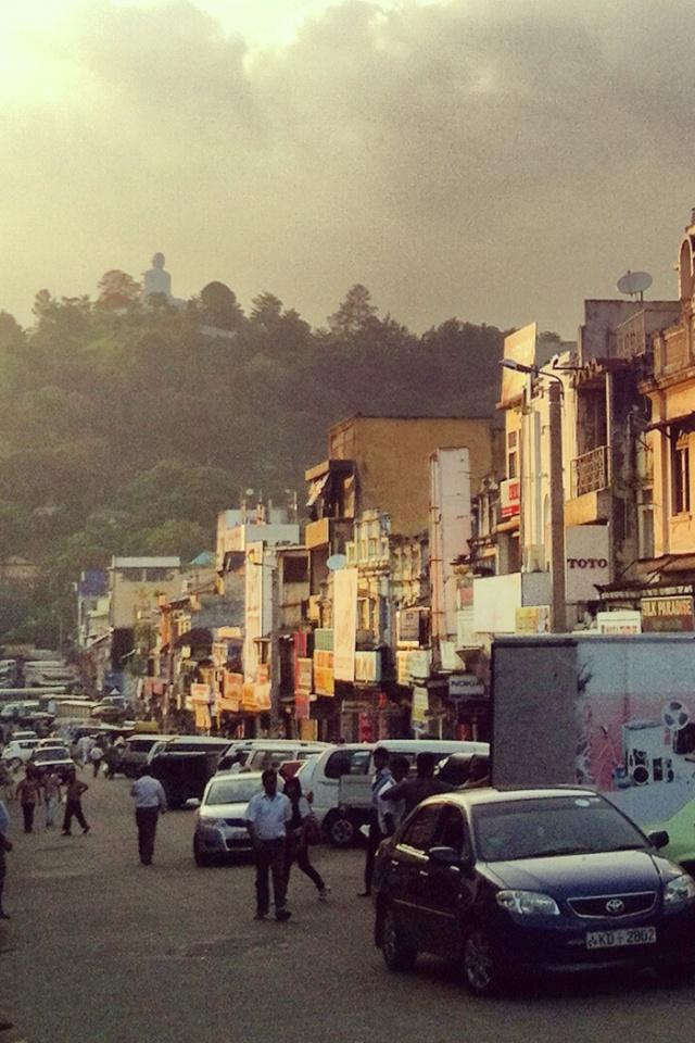 Voyage Sri Lanka : Kandy
