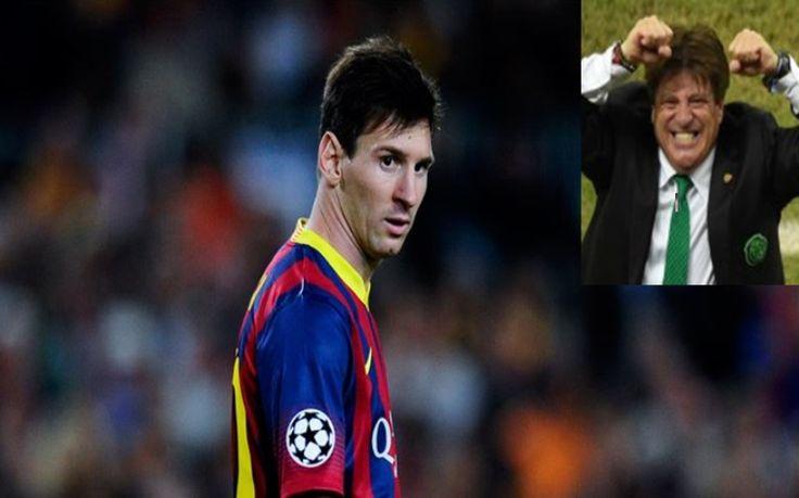 Messi destaca gran nivel del fútbol mexicano - http://notimundo.com.mx/deportes/messi-destaca-gran-nivel-del-futbol-mexicano/17891