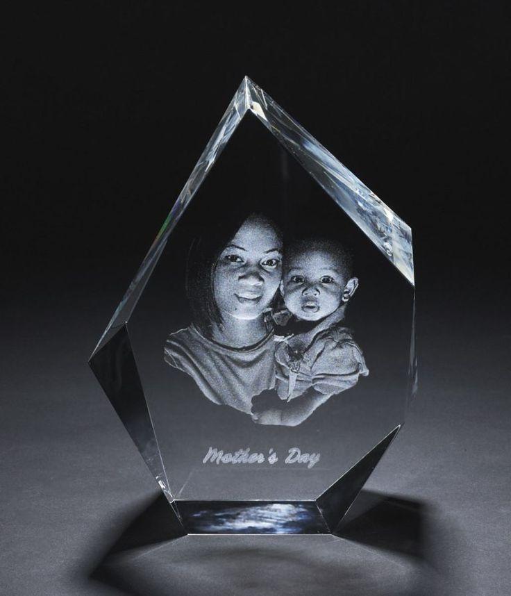 17 best images about glass art on pinterest glass vase - 3d kristall foto ...