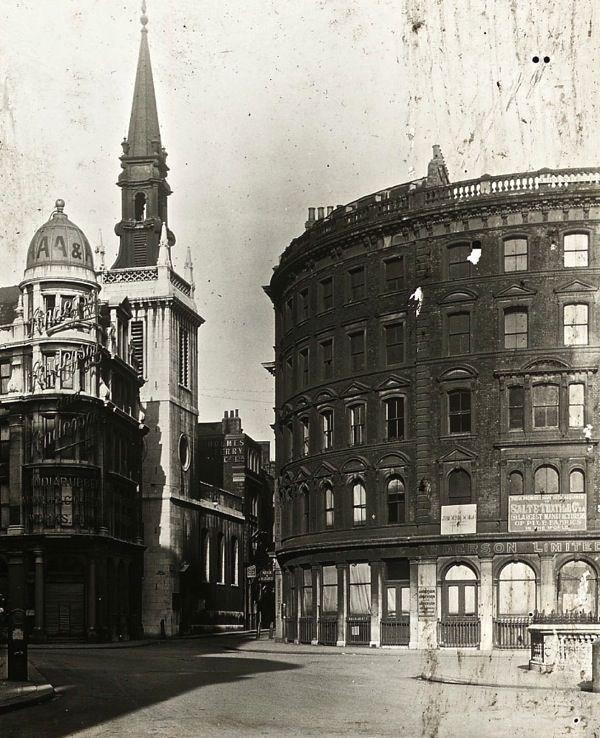 St Augustine, Watling St, 1921 – now part of St Paul's School
