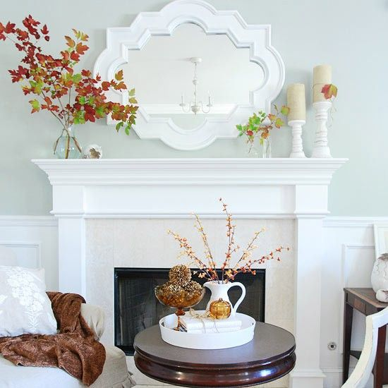 Fresh Ideas for Fall Decorating