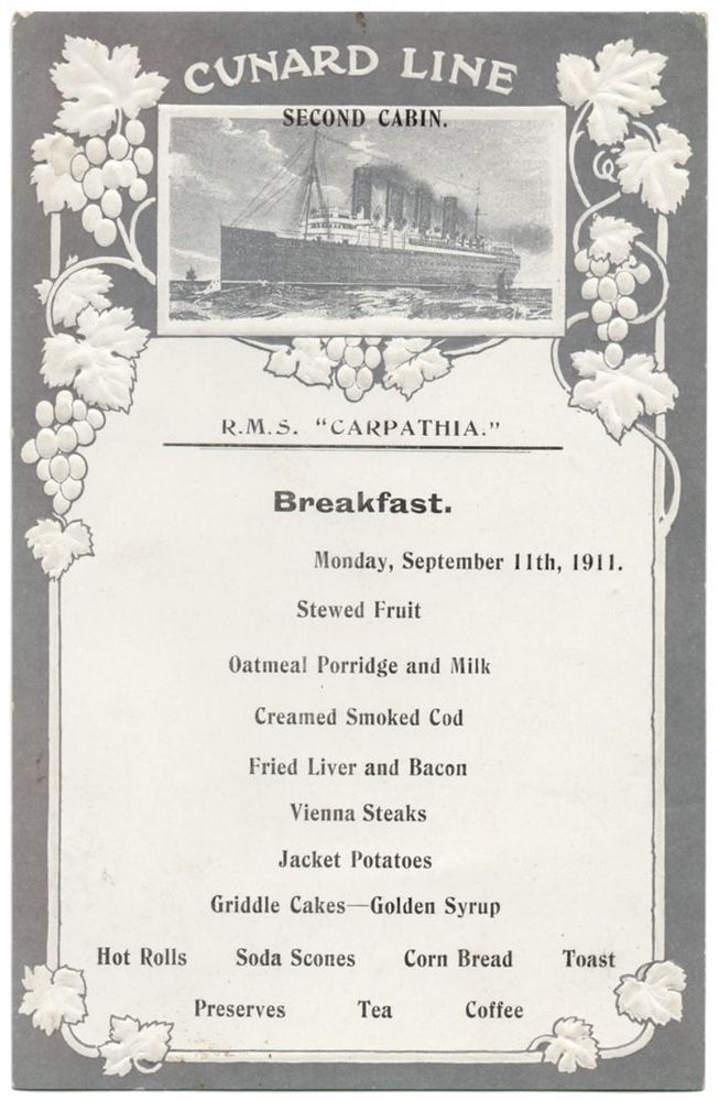 32 best Titanic \ Carpathia Memorabilia images on Pinterest - letter of credit
