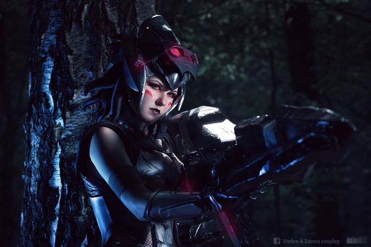 Caitlyn Headhunter from League of Legends  Foto by Studio Zahora