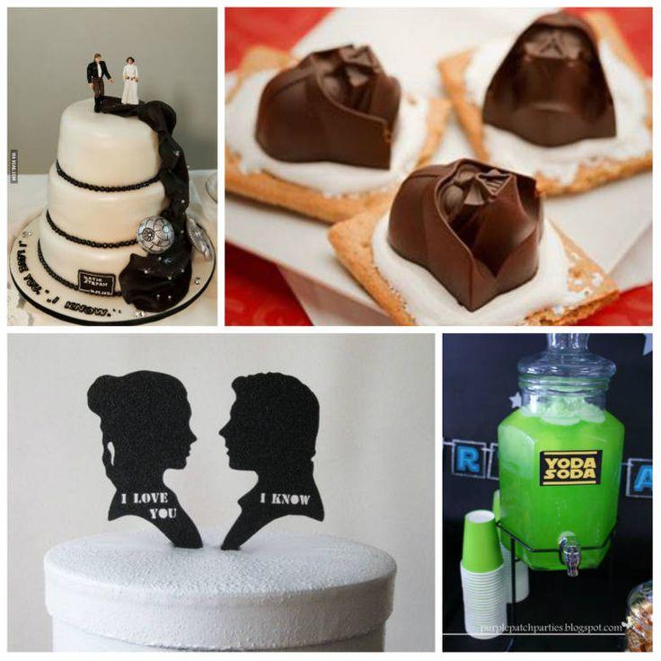 Já imaginou ter um casamento Jedi, inspirado em Star Wars?