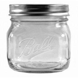 Barattolo in Vetro Ball Mason Jar-DIY