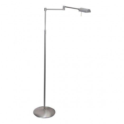 nostalux staande lamp staande lampen tulpia led vloerlamp 6990st