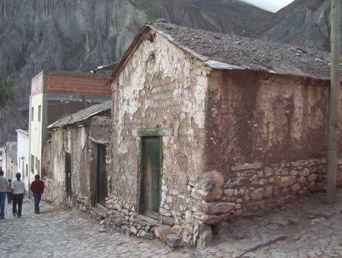 San Isidro El pueblo perdido - Salta - Argentina