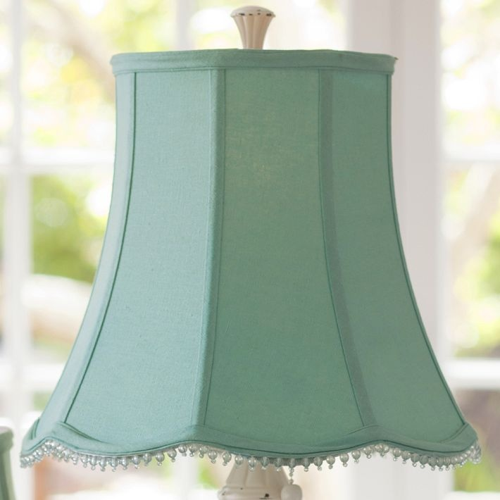 Pottery Barn Replacement Lamp Shades: Lamp Shade From Pottery Barn Teen.