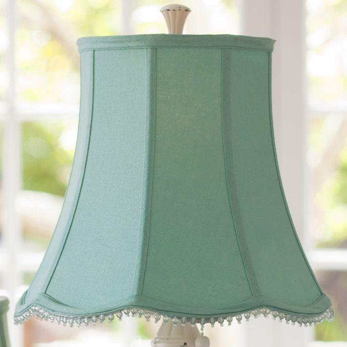 Pottery Barn Clip On Lamp: Lamp Shade From Pottery Barn Teen.