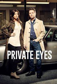 Private Eyes  | Drama | TV Series (2016– )  Private Eyes is a 10-episode procedural drama that follows ex-pro hockey player Matt Shade (Jason Priestley) who irrevocably changes his life when he ...