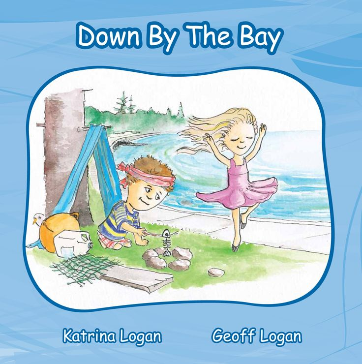 'Down by the Bay' is a heart-warming story that captures a relationship between a boy and girl who meet down by the bay. As they grow to enjoy all the delights to be found down by the bay, they also grow to love one another. This delightful rhyming tale will enthral children and adults alike because down by the bay is where simple pleasures await. Written by Katrina Logan and illustrated by Geoff Logan. Please visit www.katrinalogan.com for more details.