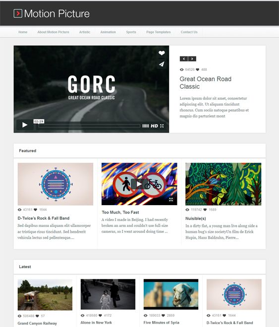 CRACK eVidTheme wordpress theme