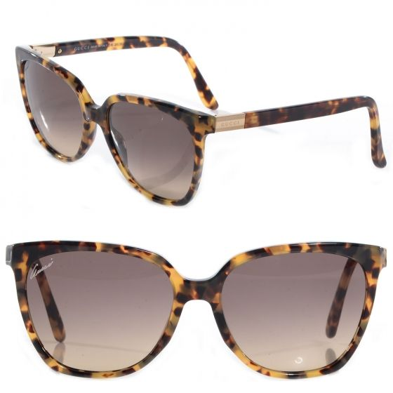 What's in? #Gucci – The classic #aviator with #tortoiseshell frames is absolutely in vogue.  Go grab such trending sunglasses at Optically. - https://goo.gl/WhQLAL