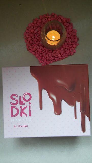 Zadbana Mama: Opinia kosmetyków z ShinyBox Marzec'16 - Słodki Marzec