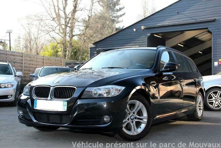 OCCASION BMW SERIE 3 (E91) (2) TOURING 320D 184 EDITION EXECUTIVE