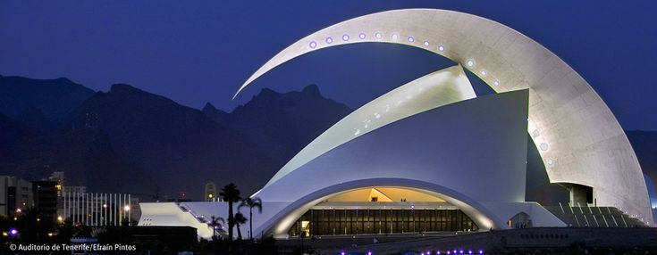 auditorio tenerife