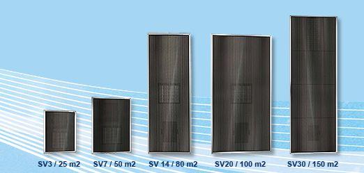 The SolarVenti product range #solarventiau #solarventi #solair