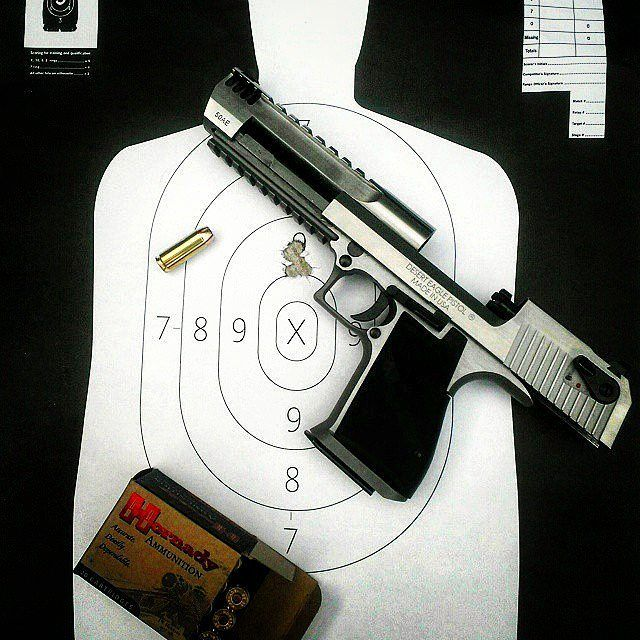 Manufacturer: Magnum Research  Mod. DE50 Type - Tipo: Pistol Caliber - Calibre: 50 Action Express Capacity - Capacidade: 7 Rounds Barrel length - Comp.Cano: 6 Weight - Peso: 1998 g @magnumresearchinc By @gangehot  #guns#deserteagle#arms#50actionexpress#perfect#firearms#gunslove#selfdefense#photooftheday#instagood#photogun#firearmlove#guns#firearms#gunpics#followme#gunsdaly#selfdefense#gunporn#progun#armaswords#tiro#50ae#deserteagle#handgun by armaswords
