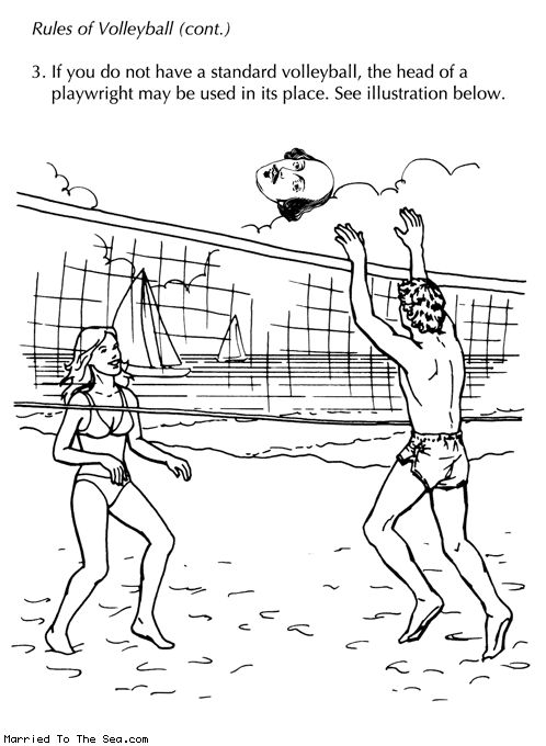 Married To The Sea - 2,000+ comics by Drew & Natalie Dee - Updates daily at midnight