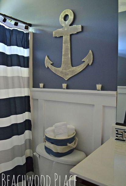 Nautical Bathroom Decor Bathroom Decor Nautical New