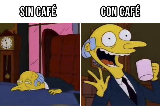 17 Memes que sólo entenderás si no puedes vivir sin café | Dibujos animados  de café, Feliz cumpleaños amiga tarjeta, Amo el café
