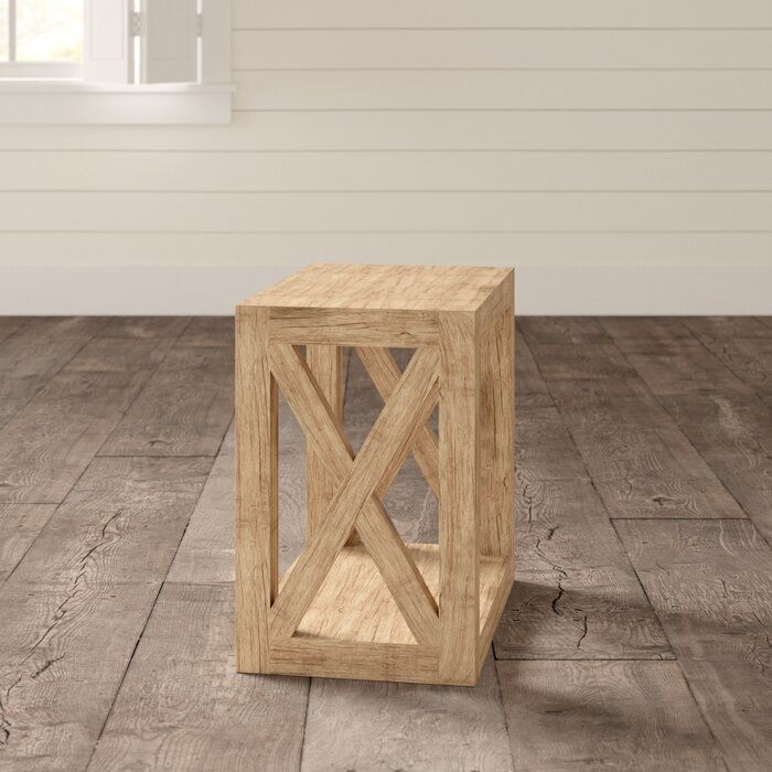 Birch Lane Heritage Wrightstown End Table Reviews Birch Lane Table End Tables Solid Wood Flooring
