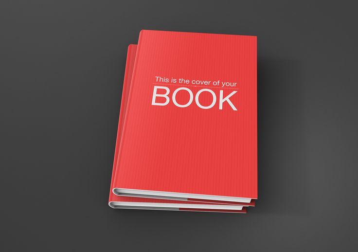 Alfreedo free stuff - Mockup - Book 01 - Book, Mockup, Cover, Undercover, 3d, Paper, Stefano marvulli