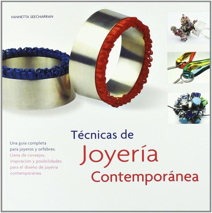 tecnicas de joyeria contemporanea-annette langen-constanza droop-9788495376985