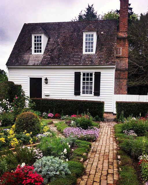 Garden Cottage Basking Ridge Part 27: Content In A Cottage