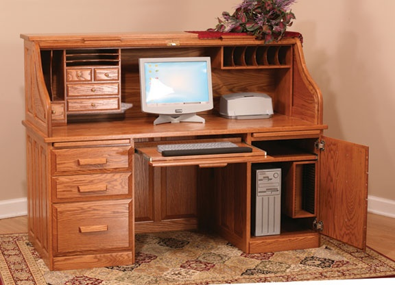 Roll Over Particle Board Desk ~ Images about roll top desk on pinterest furniture