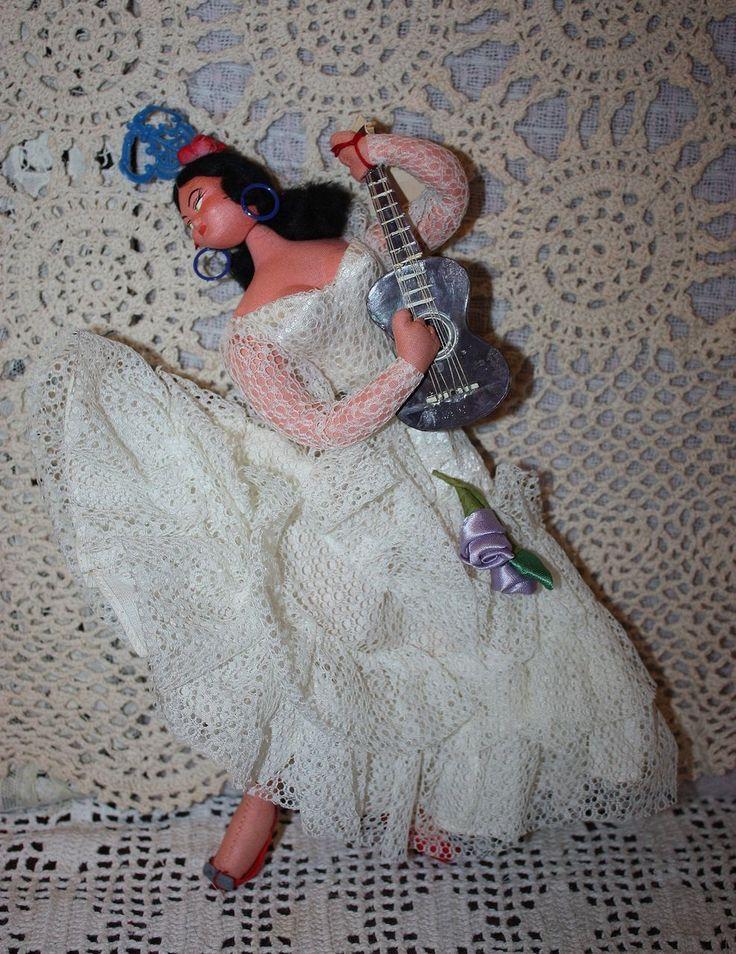 Layna Cloth Dancer Doll with Tag