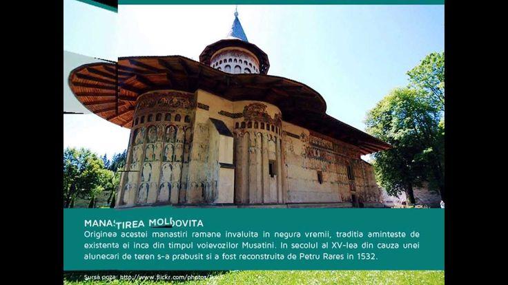 10 manastiri frumoase din Moldova in 3 minute