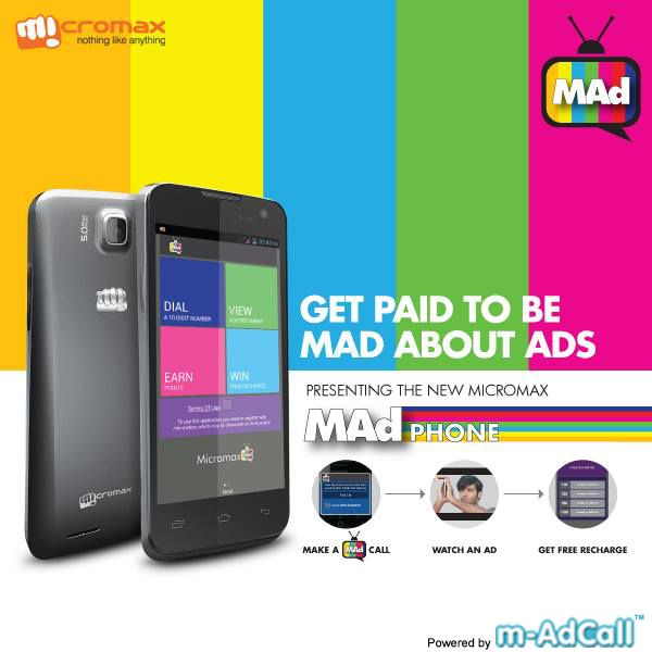 Micromax A94 Mad Phone