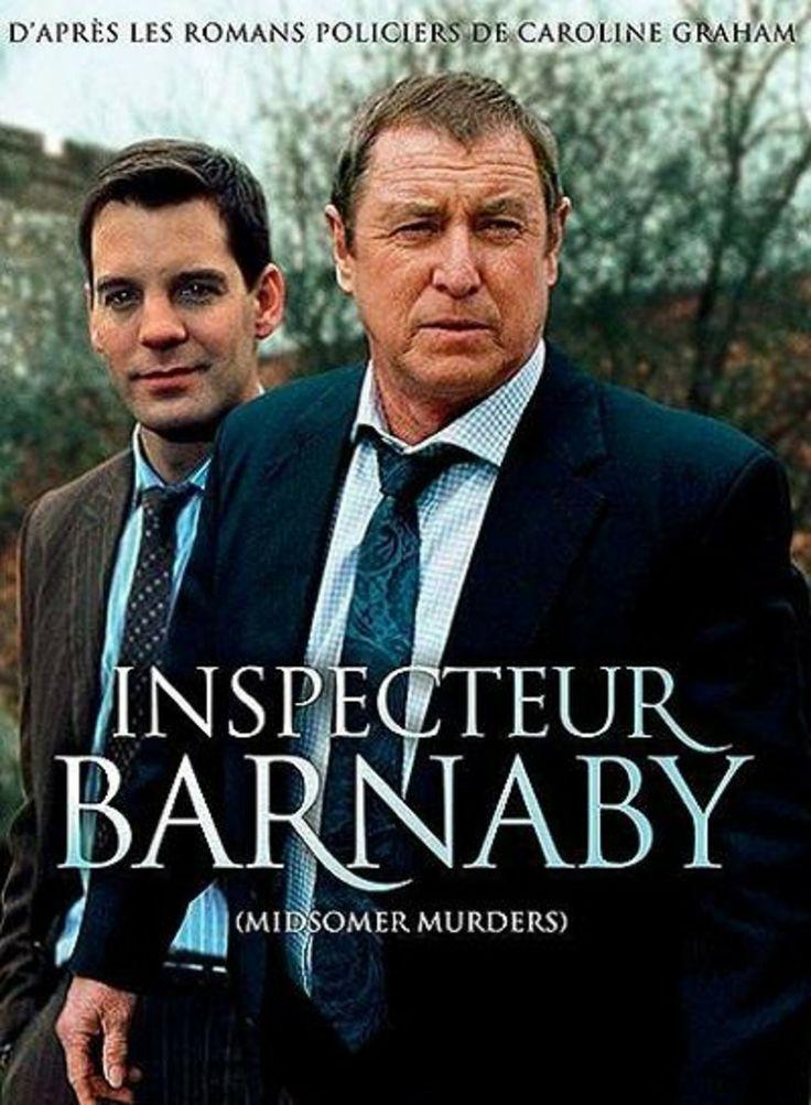 Inspecteur Barnaby, par Marion.