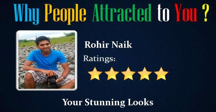 Check my results of Why People attracted to You? Facebook Fun App by clicking Visit Site button