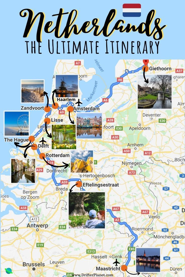 Here\'s the ultimate itinerary to experience the best places ...