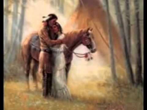 Musica nativa americana - Lobo.wmv