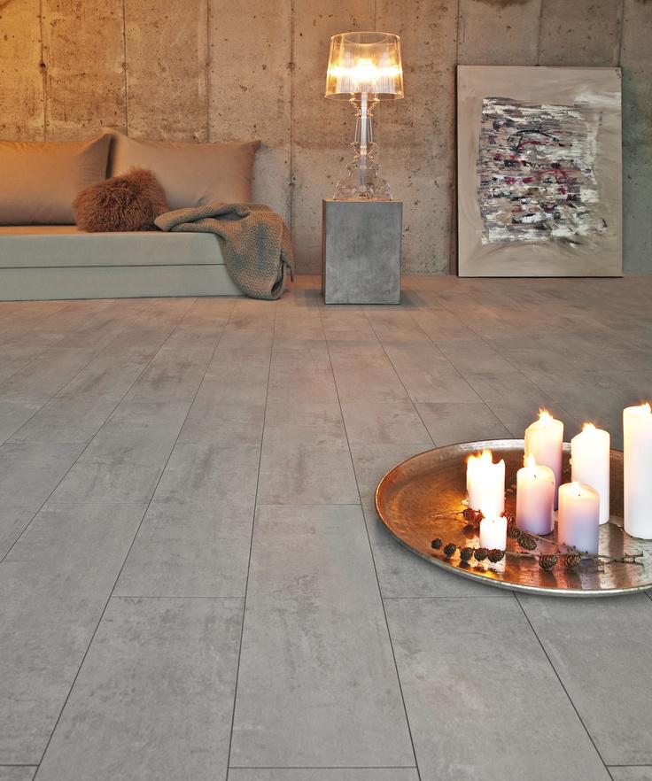 BerryAlloc Commercial Stone - Concrete